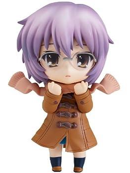 Good Smile The Disappearance of Haruhi Suzumiya  Yuki Nagato Nendoroid Action Figure