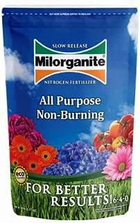 Milorganite 5205 Fertilizer, 5-Lbs. - Quantity 10