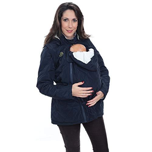 Manteau de portage manteau de grossesse et porte-bébé
