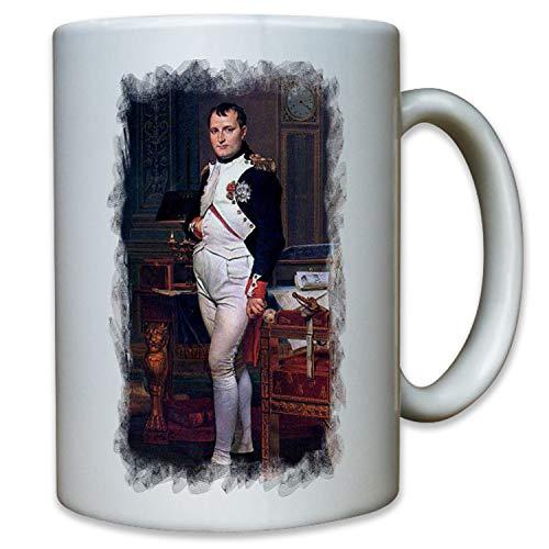 Napoleon Bonaparte Frankreich französischer General Diktator - Tasse #11374