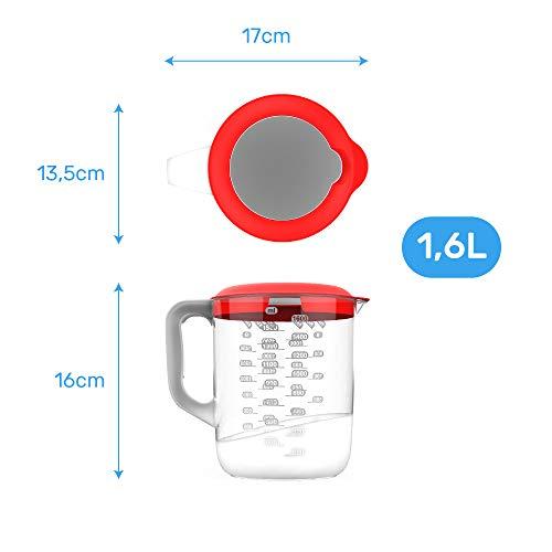 USE Vasos y jarras medidores