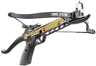 MTech USA DX-80 Pistol Crossbow, Metal Body, 80-Pound