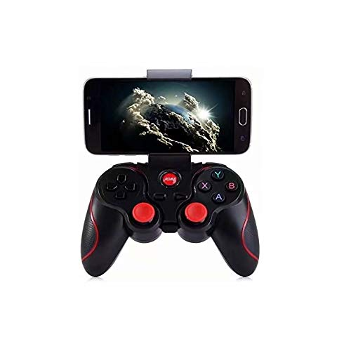 Control Bluetooth Gamepad Android Bluetooth Gamepad, joysticks Wireless Game Controller, juego de vídeo Soporte para PC, computadora...