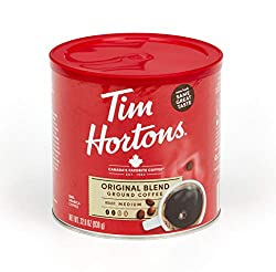 Tim Hortons 100% Arabica Medium Roast Original Blend