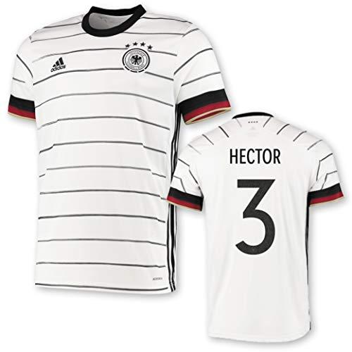 adidas DFB Deutschland Trikot Home EM 2020 Hector