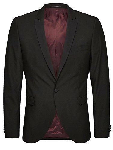 Jack & Jones Premium – Blazer, Black(ZH-001), Medium
