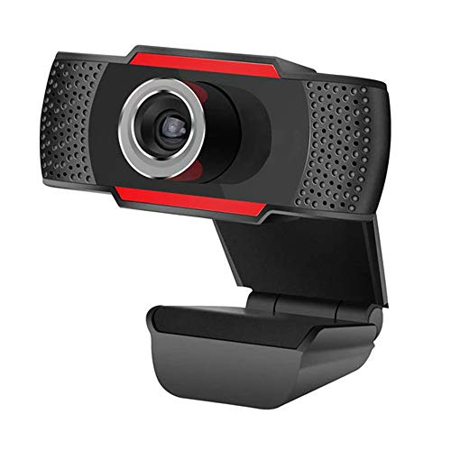 Walmeck 1080P Full High Definition Webcam Grafikkarte Web Cam Rauschunterdrückung Mikrofon USB2.0 Mini Computer Kamera für PC Laptop