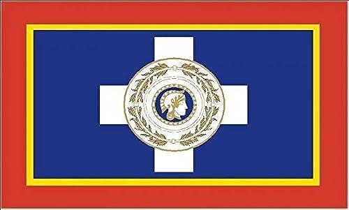 U24Drapeau du Athènes haute qualité pour bateau drapeau 120x 180cm