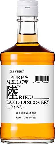 キリンウイスキー 陸 [ ウイスキー 日本 500ml ]