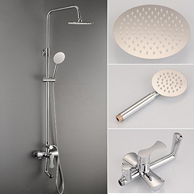 ZHFC-la doccia insieme Full doccia bagno doccia rubinetto di rame doccia insieme doccia rubinetto