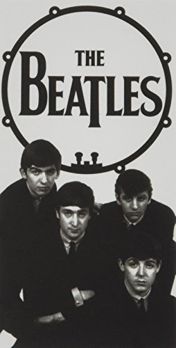 The Beatles Drumhead Magnetic Bookmark [Import]