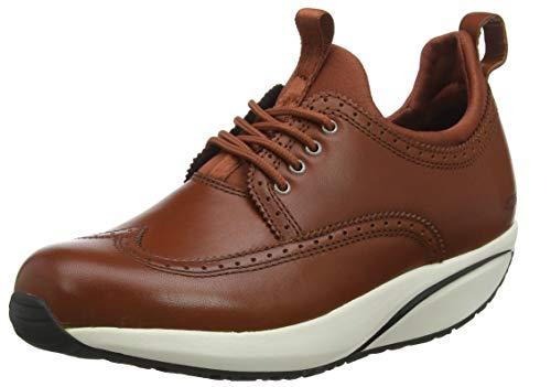 MBT dames Pate W Cognac/39 sneakers, bruin (Cognac 780n), 39 EU