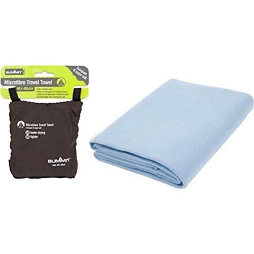 Summit microvezel handdoek standaard maat