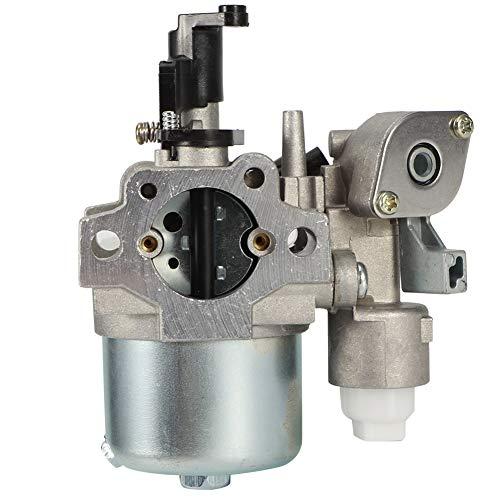 Hyuduo Carburador para Motor Subaru Robin ex17 / sp170 / ex13 / ex130 / ex170 6HP, Pieza de Repuesto para Cortasetos, Material de Aluminio