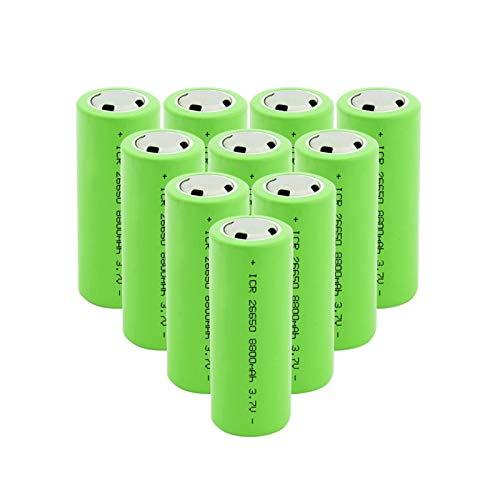 CNMMGL Batería Li-Ion De 3.6v 2000mah, CéLulas del Reemplazo del Litio para Las BateríAs Industriales del Ordenador