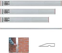 Alu Abziehlatte Richtlatte Setzlatte Richtlatte 1,0 m Profil 100x18