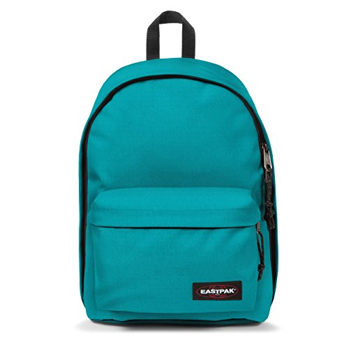Eastpak out of Office Mochila Infantil, 44 cm, 27 Liters, Turquesa (Surf Blue)