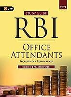 RBI 2021: Office Attendants - Guide