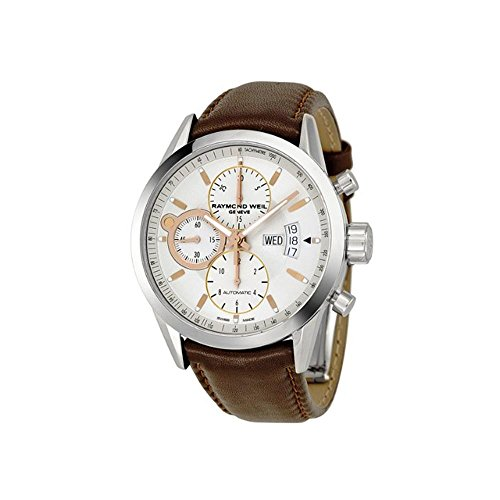 Raymond Weil Freelancer Chronograph Automatic Mens Watch 7730-STC-65025: Watches
