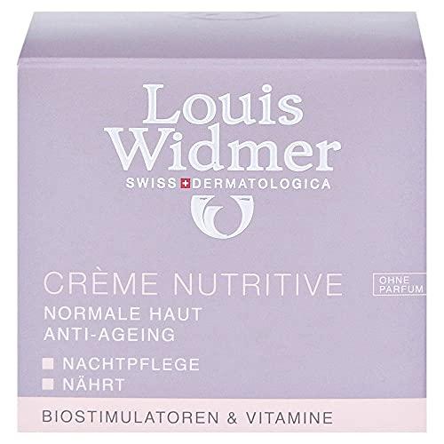 WIDMER Creme Nutritive unparf, 50 ml