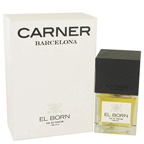 Carner Barcelona El Born Edp – Agua de perfume.