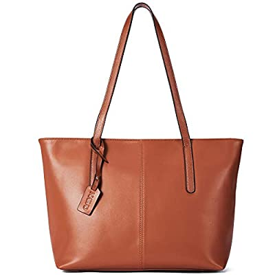 On Clearance, NAWO Women's Leather Designer Handbags Shoulder Tote Top-handle Bag Clutch Purse