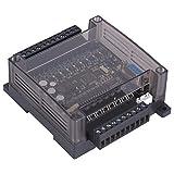 Contrôleur logique programmable DC 22V - 28V PLC Control Controller FX1N 20MT avec boîtier marron