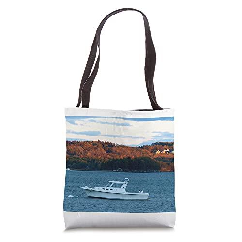 Coastal Leaving Lifestyle Tote Bag