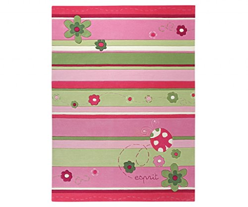Wecon Esprit - Handtuft Ladybird - rosa - 120 x 180 cm