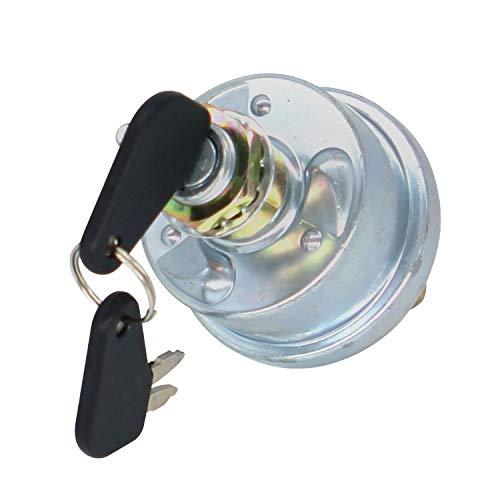 24V 7N-0718 7H7290 JK862B 5Y0030 Trennen Sie den Zündschalter mit 2 Schlüsseln für den Caterpilla r CA T Bagger...