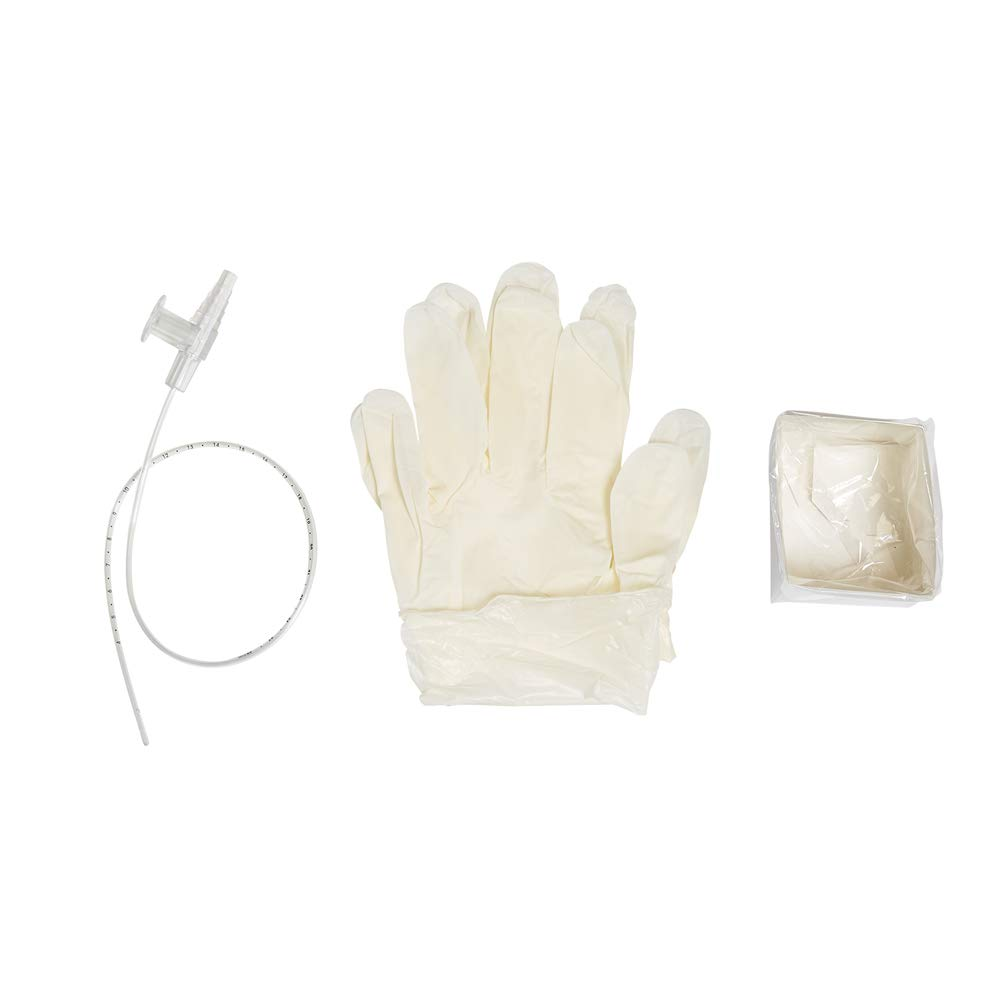 MediChoice Suction security Catheter Kits w Containe Mail order cheap Solution and Gloves