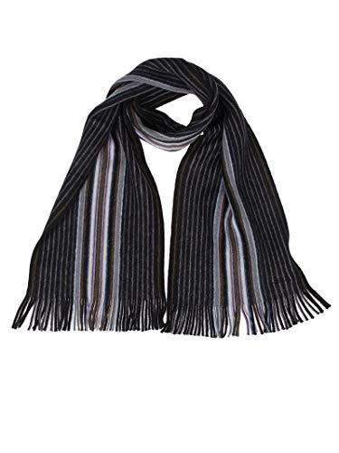 Luxury Fashion | Paul Smith Heren M1A809EAS1079 Zwart Wol Sjaals | Herfst-winter 19