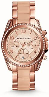 Michael Kors Casual Watch Analog Display Quartz For Women Mk5943