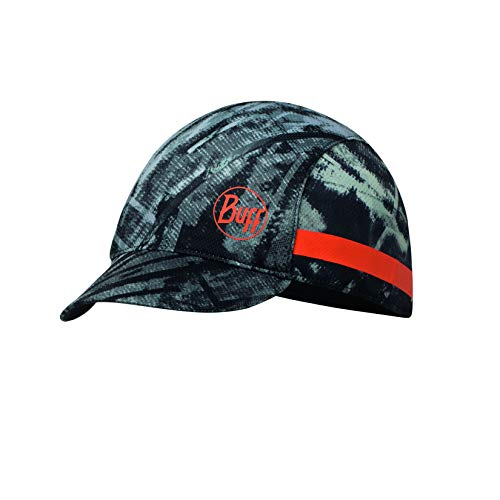 Buff City Jungle Gorra Pack Bike, Unisex Adulto, Grey, Talla única