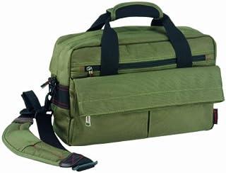 CABIN ショルダーバッグ 5.3L メディアケース付 A4サイズ収納可 ビジネスバッグ利用可能 カーキ 75386 CB-03KA