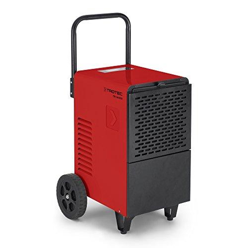TROTEC Luftentfeuchter Bautrockner TTK 166 ECO (max. 52 Liter/24h) für Raumgrößen bis 90 m² / 230 m³ | Hygrostatgesteuerter Automatikbetrieb