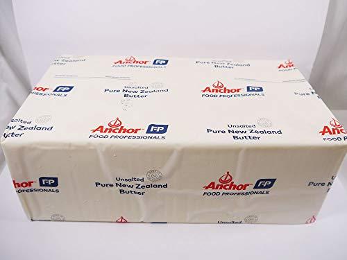 冷凍 無塩バター フォンテラ社 グラスフェッドバター 業務用5kg ニュージーランド産