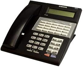 Samsung iDCS 28D Keyset Samsung FAL28LCD Falcon 28 Button Display Speakerphone (Black) (Renewed)