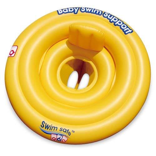 Bestway Baby-Schwimmsitz Ø 79cm für Kinder bis 1 Jahr Schwimmring