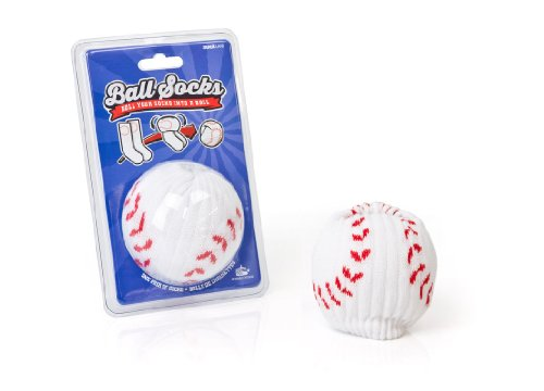 SUCK UK Chaussettes Ballon - Baseball