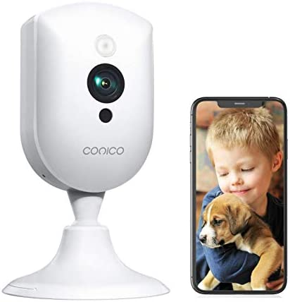 Baby Monitor Conico 1080P Home Security Camera with Sound Motion Detection IR Night Vision Home product image