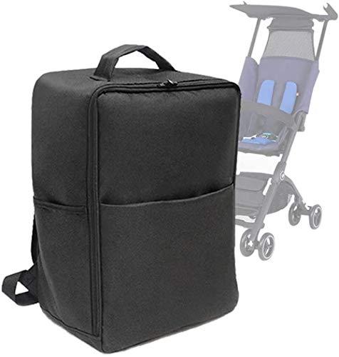 Lagaga Bolsa de viaje para cochecito Goodbaby POCKIT 2S, 3, 3S, 3C, accesorios de transporte para cochecito de bebé, mochila de almacenamiento