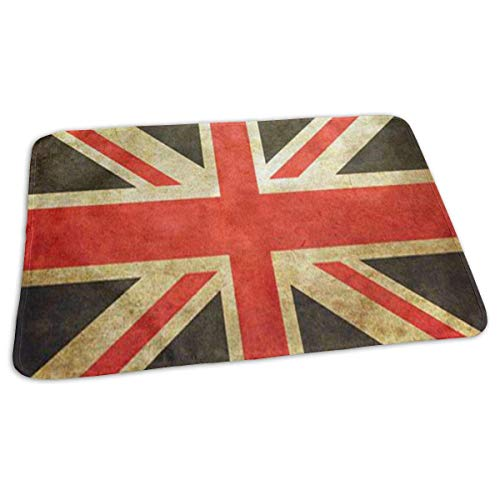 Voxpkrs Changing Pad United Kingdom Flag Baby Diaper Urine Pad Mat Hot Kids Mattress Sheet Protector Sheet for Any Places for Home Travel Bed Play Stroller Crib Car