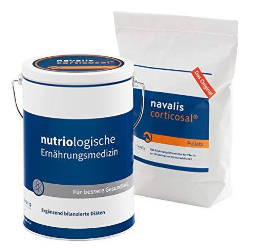 NAVALIS Nutraceuticals Corticosal Horse Nachfüllpackung 2000 g