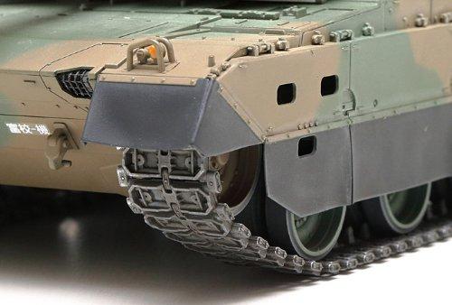 タミヤ『1/35陸上自衛隊10式戦車』