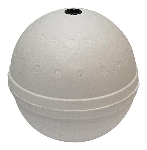 "Bandito Styrofoam Ball Float Buoy (7.5"")"
