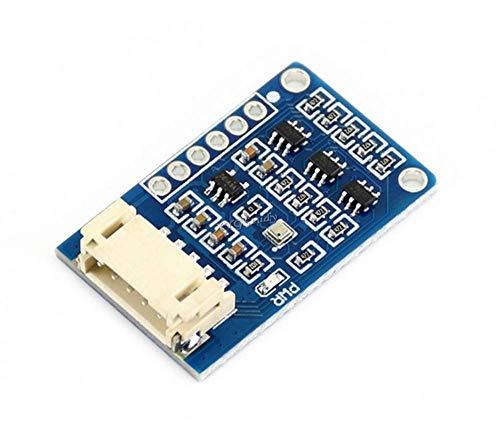 BMP388 Barometric Pressure Sensor 24-bit High Precision Altimeter Altitude Temperature Measuring I2C/SPI Interface 3.3V/5V for Raspberry Pi @XYGStudy