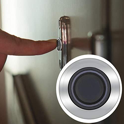 FOLOSAFENAR Cerradura semiconductora de Huellas Dactilares Adecuada para guardarropa, zapateros, gabinetes de Oficina, cajones