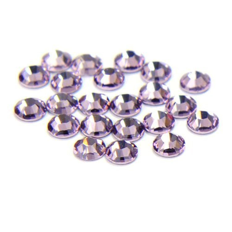 EK Success Create Your Style Swarovski Elements 5mm Hotfix Crystals, Light Amethyst