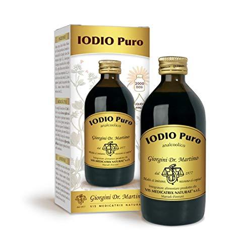 Dr. Giorgini Iodio Puro Liquido Analcoolico - 300 Gr